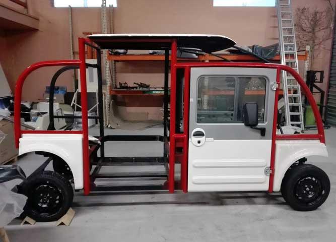 1er prototype ZE Combi